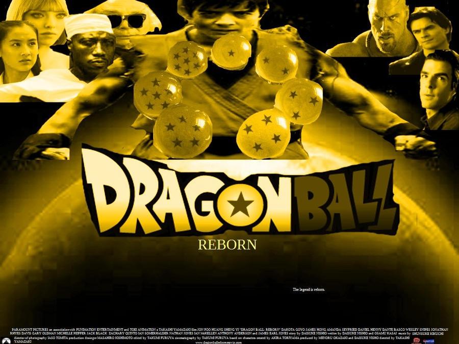 Dragon Ball Reborn poster by SteveIrwinFan96 on DeviantArt