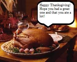 Happy Thanksgiving 2013 by SteveIrwinFan96