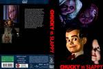 Chucky vs. Slappy DVD cover