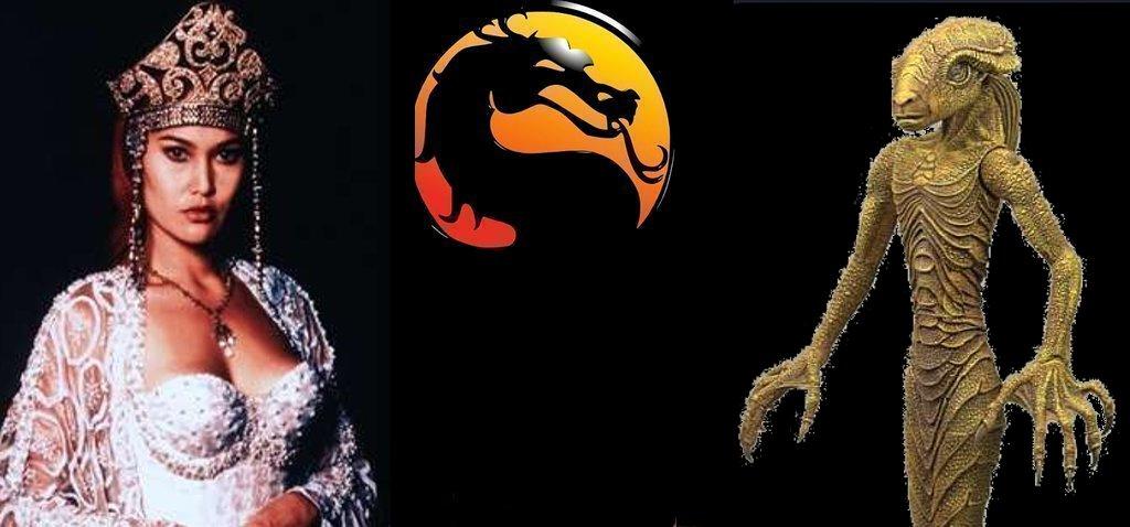 Mortal Kombat Akivasha vs. Grendel's Mother by SteveIrwinFan96 on ...