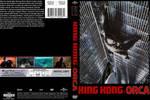King Kong vs. Orca DVD cover