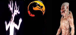 Mortal Kombat Wendigo vs. Monster