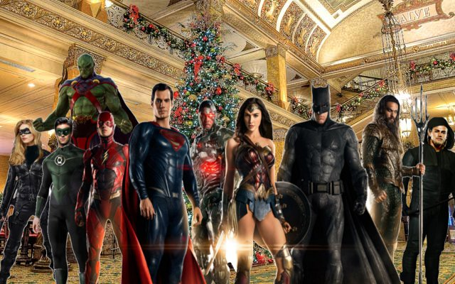 Justice League Christmas 2 by SteveIrwinFan96 ...
