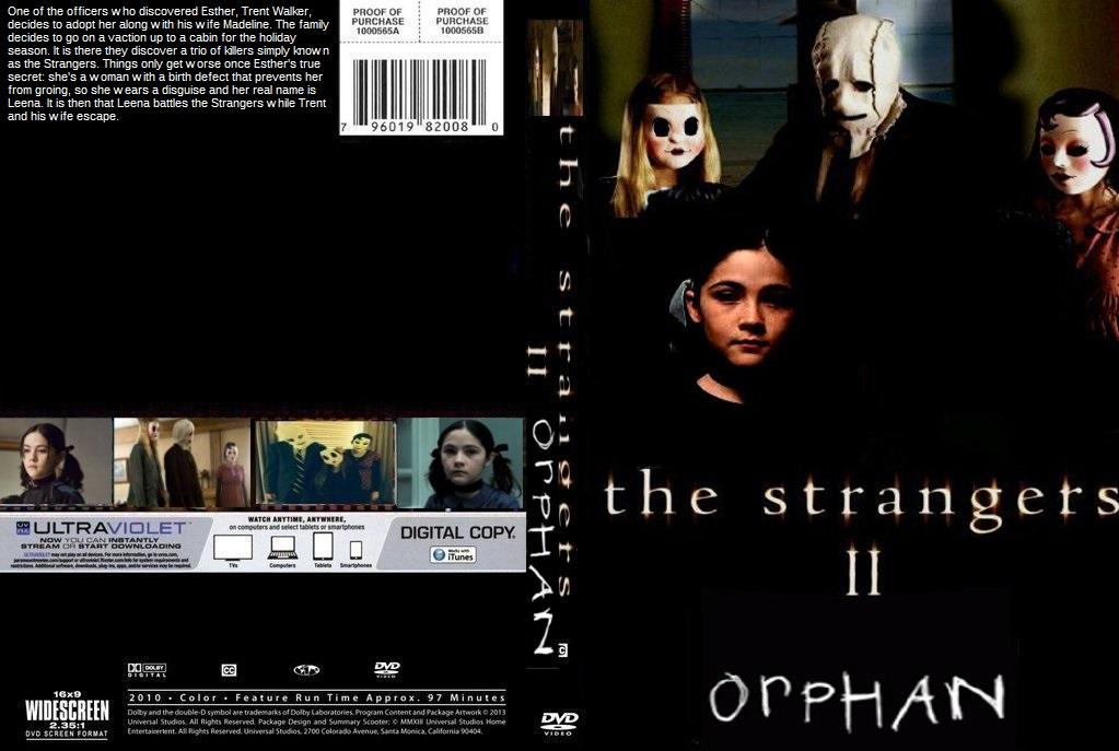 the strangers 2 orphan dvd cover by steveirwinfan96 on