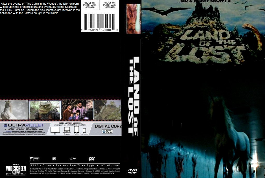 Land Of The Lost 1991 Dvd Cover By Steveirwinfan96 On Deviantart