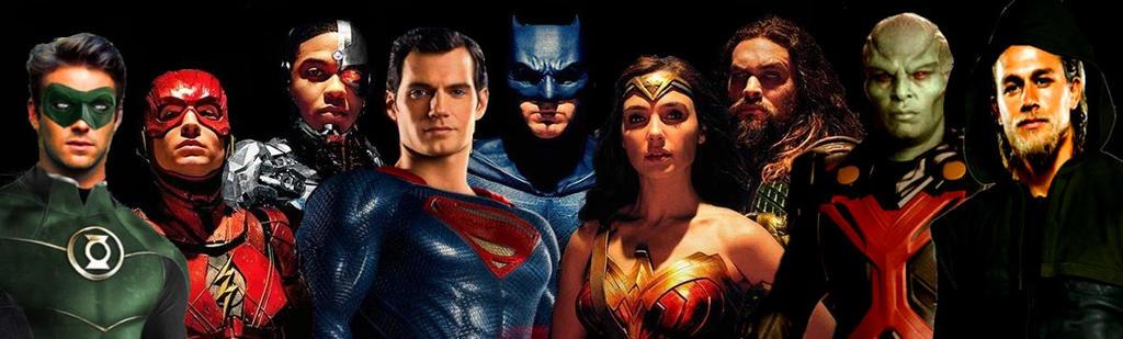 Justice League Film Roster Wallpaper By SteveIrwinFan96