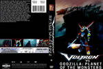 Voltron vs Godzilla Planet of the Monsters