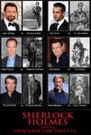 Sherlock Holmes and the Vengeance of Dracula cast