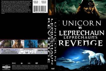 Unicorn vs Leprechaun Leprechaun's Revenge DVD by SteveIrwinFan96