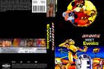 Droids meet Ewoks DVD cover