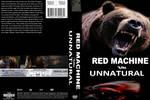Red Machine vs Unnatural DVD cover