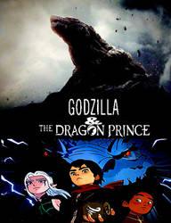 Godzilla and The Dragon Prince poster