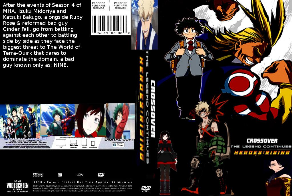 ヒーローズ ライジング dvd