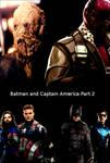 Batman and Captain America Part 2 poster