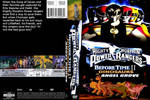 Mighty Morphin Power Rangers Before Time II DVD