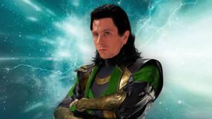 Gary Oldman as Loki