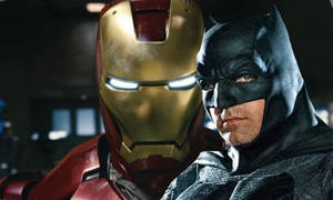 Iron Man Meets Batman