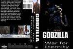 Godzilla War For Eternity DVD cover