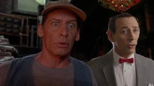 Ernest P. Worrell  meets Pee-Wee Herman