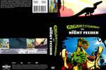 Gigantosaurus vs The Night Feeder DVD cover