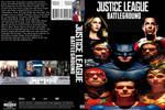 Justice League Battleground DVD cover