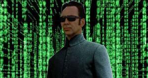Nicolas Cage as Neo