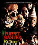Puppet Master Retro Return poster