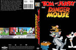 Tom and Jerry Meets Danger Mouse DVD cover