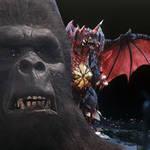 King Kong vs Destoroyah