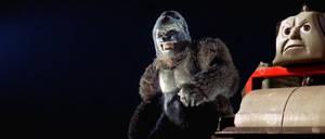 King Kong vs George