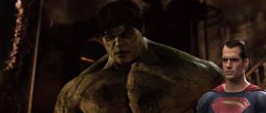 Superman vs. Hulk
