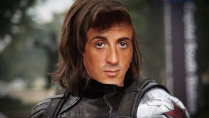 Sylvester Stallone as Winter Soldier