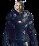 Louis Gossett Jr as War Machine
