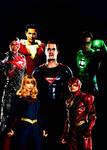 Civil War Team Superman