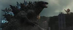 Godzilla vs. Thanos