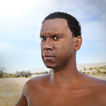 African Male by ergin3d