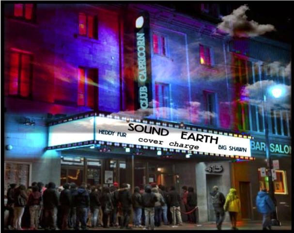 SOUND EARTH by Dawnatilla