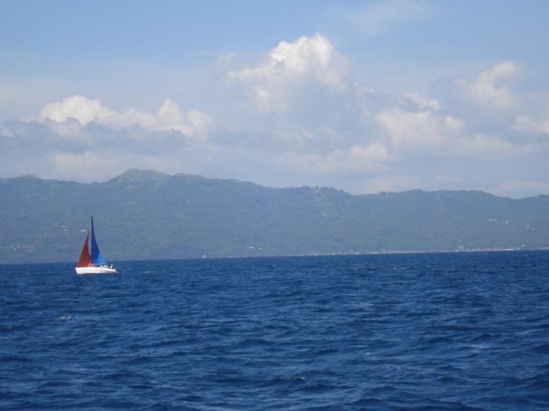 across the sea by wronggirl