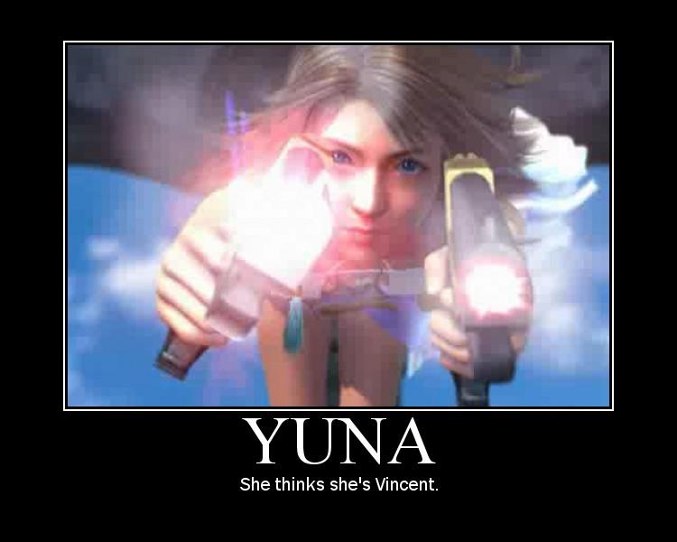 Gunner Yuna MP by XxSweet-NightmarexX