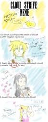 Cloud Strife Meme by net1204