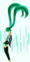 Hatsune Miku Append by net1204