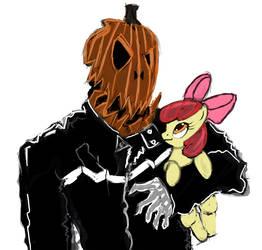 PumpkinHead Fanart/Request by SweetShark
