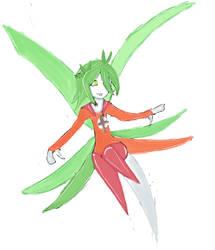 Pokemon/Fakemon Celtiligant Fanart/Request by SweetShark