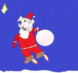 Uncle Santa Pey'j by SuperdragonFeuragon