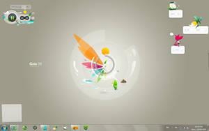 My 'i'Desk GAIA 09 by ibg-5