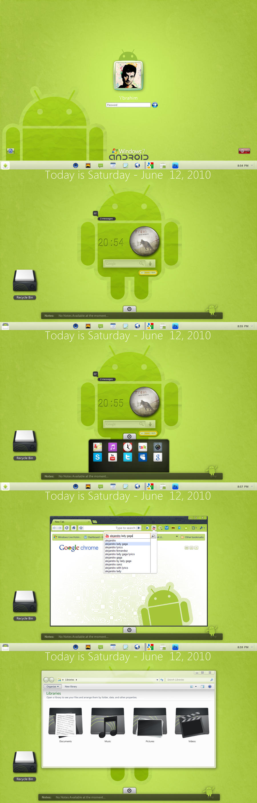'i'Android Desk - June 2010 by ibg-5