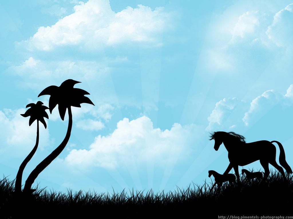Pony Paradise - blue