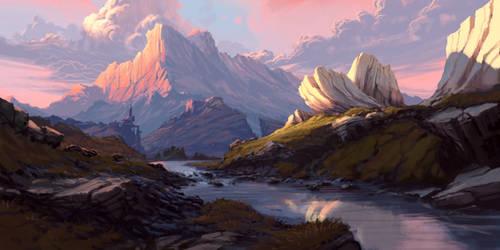 Mt. Caldur