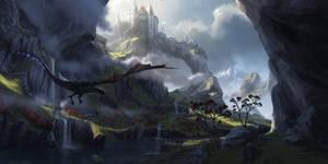 Cyantir Wizards hideout