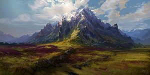 Mountain X
